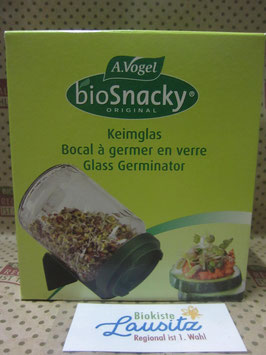 bioSnacky Keimglas