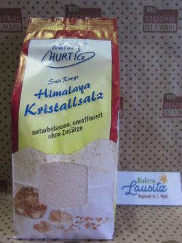 Natur Hurtig Himalaya Kristallsalz fein 1kg