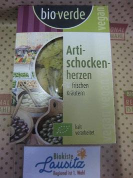 Bio-verde Bio Artischocken-Herzen 150g Schale
