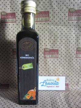 Bio Kürbiskernöl 250ml (Syring)
