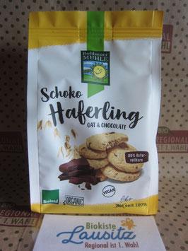Bohlsener Mühle Bio Schoko Haferlinge 125g