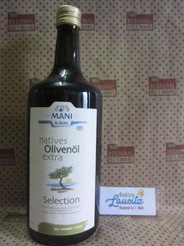 Mani Bläuel Bio Olivenöl mild fruchtig nativ extra 1l
