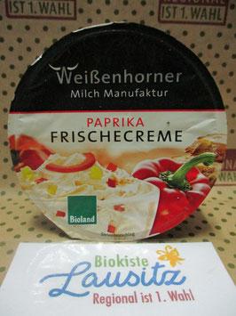 Bio Frischkäse Paprikacreme 150g (Weißenhorner)
