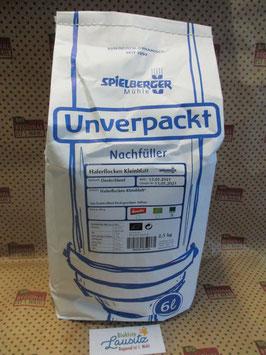 Unverpackt Haferflocken Kleinblatt 2,5kg (Spielberger)
