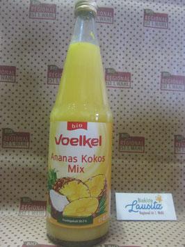 Voelkel Bio Ananas Kokos Mix 0,7l