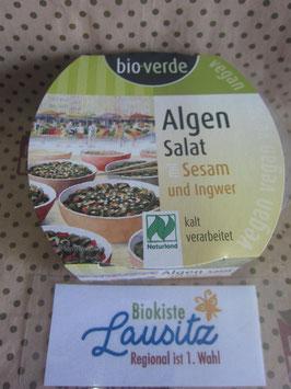 Bio verde Bio Algensalat mit Sesam und Ingwer 100g