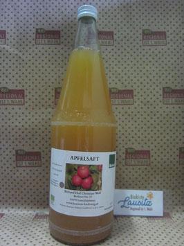 Bio Apfelsaft naturtrüb 1 l
