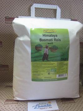 Rapunzel Bio Himalaya Basmati Reis weiß 5 kg Sack (5,50 € / kg)