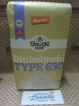 Bauck Hof Bio Dinkelmehl Type 630 hell 1 kg