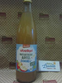 Voelkel Bio Apfel Schorle naturtrüb 0,5l