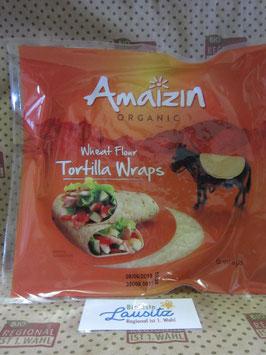 Amiazin Bio Tortilla Wraps 6 Stk. 240g