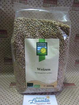 Bohlsener Mühle Bio Weizen 2kg