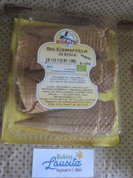 Bio Eiswaffeln 10 Stk. 125g
