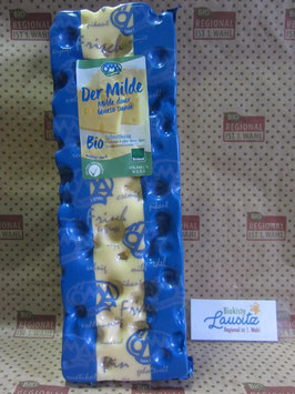 "Bio Käse ""Der Milde"" (Leerdamer Art) ca. 2 kg Block (14,98 € / kg)"