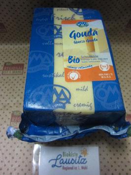 Bio Gouda ca. 1,5 kg Block (13,98 € / kg)