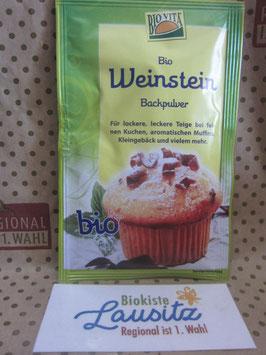 Bio Weinstein Backpulver 25,5 g (Biovita)