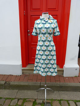 Sloping Dress *big flowers*