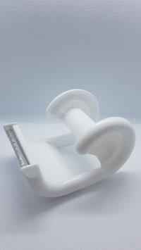Tisch / Handabroller weiß
