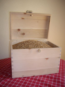Zirbenholz Getreidespeicher klein