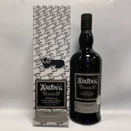 ARDBEG BLAAACK LIMITED EDITION - 0,7L, 46% Vol.