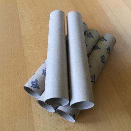 Küchenpapierhülsen zum Knabbern