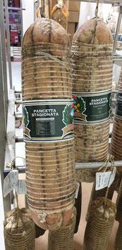 Pancetta arrotolata Piacentina  -  Traditional Piacentina Rolled Bacon Pancetta