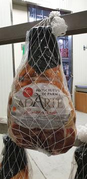Prosciutto di Parma DOP 30 mesi, intero disossato sottovuoto  Parma Ham 30 months aged, entire boneless under vacuum