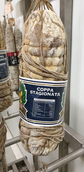 Coppa Piacentina IGP - Piacentina Coppa PGI