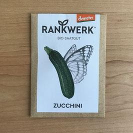 "Rankwerk Saatgut - Zucchini ""Serafina"""