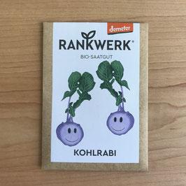 Rankwerk Saatgut - Kohlrabi