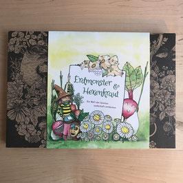 Erdmonster & Hexenkraut -  Samen-Geschenkset für Kinder - Magic Garden Seeds