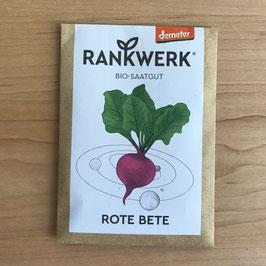 "Rankwerk Saatgut - Rote Bete ""Tondo di Chioggia"""