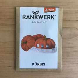 """Rankwerk Saatgut - Kürbis """"Red Kuri"""""""