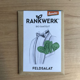 "Rankwerk Saatgut - Feldsalat ""Elan"""