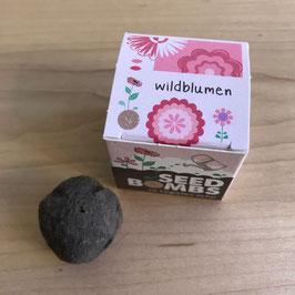 Wildblumen im Würfel  (1 Würfel)