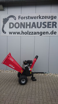 Holzhäcksler Jumbo HD-12 mit Benzinmotor
