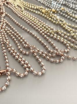 """Hochwertige Halskette """"Sparkle"""" aus funkelndem 925 Silber"""