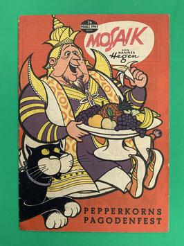 Original Mosaik der Digedags Fehldruck Nummer 76
