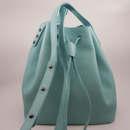 Small Bucket turquoise