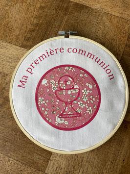Souvenir 1ère communion fille