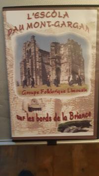 """Le DVD """" Sur les bords de la Briance"""""""