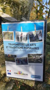 "Le DVD ""Transmettre les Arts & Traditions Populaires"""