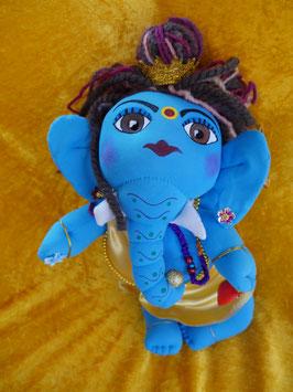 Ganesha (45  hellblau)