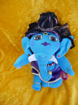 Ganesha (43  hellblau)