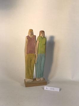 Relief Paar Nr. 2112