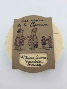 Les Raisins de la Commère - Hibiscus, Sumac, Framboise, Grenade
