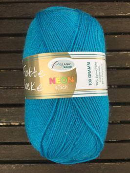 Flotte Socke Neon 4-fach von Rellana, Fb. 994