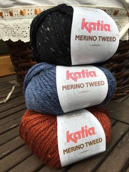 Merino Tweed von Katia