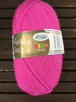 Flotte Socke Neon 4-fach von Rellana, Fb. 922
