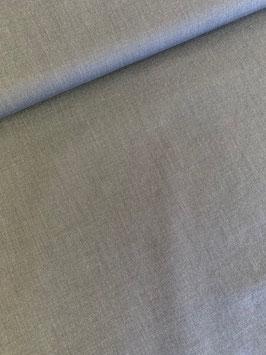 Baumwolle - Voile anthrazit